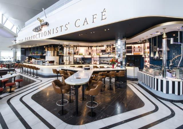Heston Blumenthal Perfectionists Café