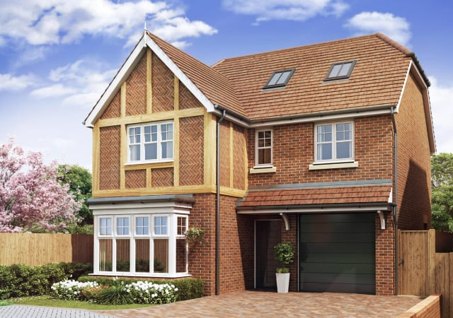 New build residential property Tring, Hertfordshire