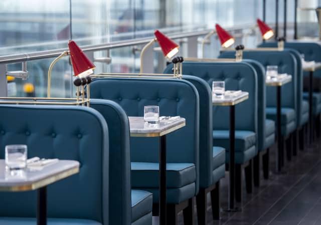 Perfectionist Cafe Heathrow