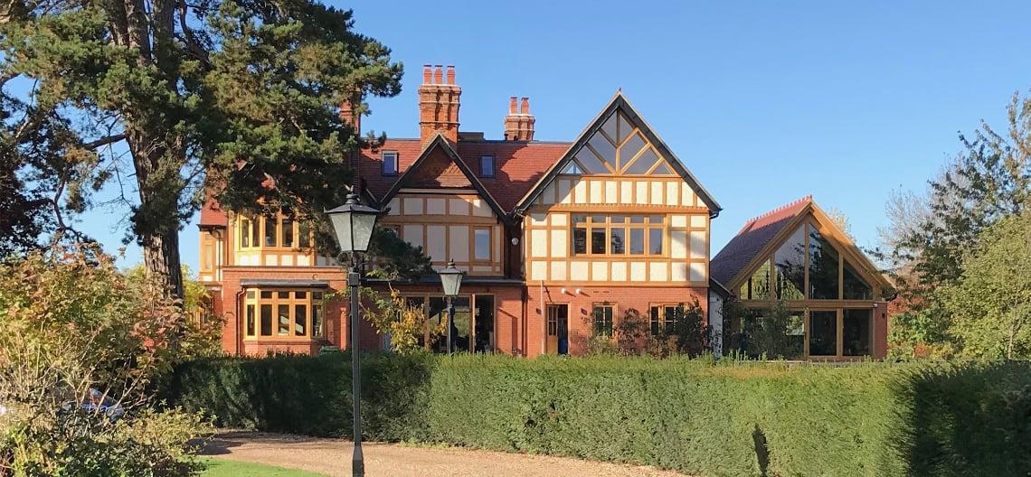 Residential extension buckinghamshire