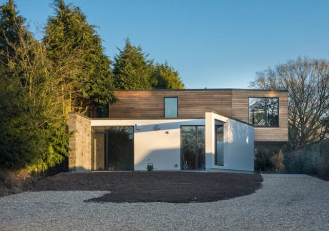 An award winning designed property set in a beautiful area of the Chiltern Hills.